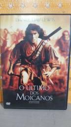 DVD O Último dos Moicanos