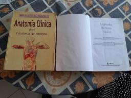 livros de anatomia