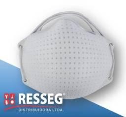 Máscara/Respirador PFF2 S/ Válvula - Resseg