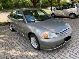 Honda civic 1.7 Aut