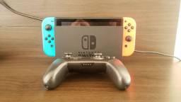 Nintendo Switch 32gb Desbloqueado + SD 128gb + Pro Controller