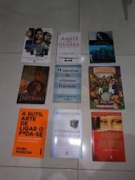 Livros a PARTIR de 20 reais