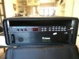 Amplificador/Potência Staner 200s (Estudo Trocas)