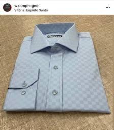 Camisas sociais masculinas
