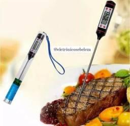 Termômetro Digital Cozinha Eletrônico Hidrômetro Comida