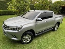 Título do anúncio: Toyota Hilux 2018 SRV 4X4