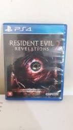 Jogo Resident Evil 2 Revelations