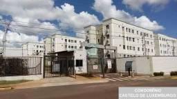 Apartamento com 2 dormitórios para alugar, 59 m² por R$ 650,00/mês - Vila Adelina - Campo