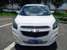 Chevrolet Spin LT 2016 Completo + GNV Injetado