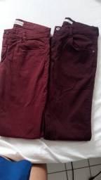 Calças  masculinas 42