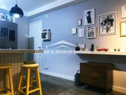 Apartamento para alugar com 2 dormitórios em Mansões santo antônio, Campinas cod:AP012825