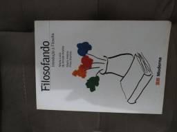 Livro Filosofando