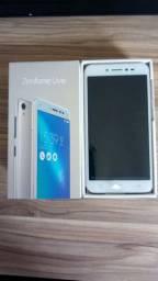 Celular seminovo Smartphone Asus Zenfone Live