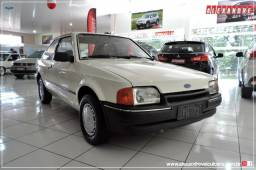 Ford Escort GL 1988 - Colecionador - Placa Preta