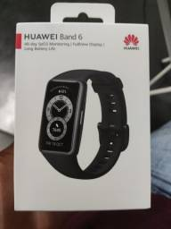 Lançamento Huawei Band 6