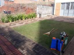 Jardineiro Corte de grama