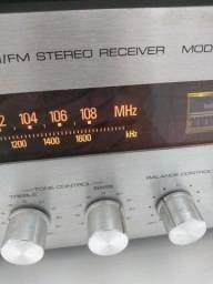 Título do anúncio: Receiver gradiente modelo 900