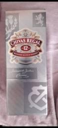 Wisk chivas 12 anos 750 ml  115$
