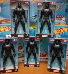 Pantera Negra Original da Marvel de 25cm
