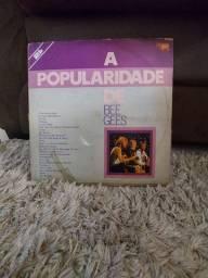 Lp Bee Gees A Popularidade Disco De Vinil 1974<br><br>.