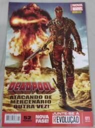 HQ - Deadpool - Junte-se À Revolução - Volume 11