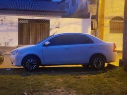 Etios sedan Aut 2017