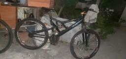 bicicleta quadro de mola !