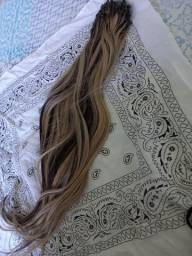 Lindo cabelo humano