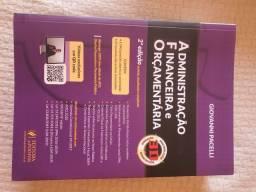Livro de Administração financeira e orçamentaria