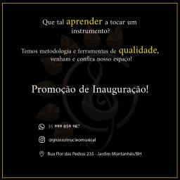 Violino - Aula R$ 19 (dezenove reais)