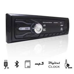 Rádio Automotivo Mp3 Player completo