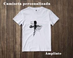 Título do anúncio: Camisa Personalizada | Sublimação