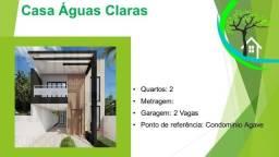 Título do anúncio: casa duplex no águas claras