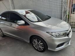 Título do anúncio: Honda City exl 1.5 Aut  CVT 2018 ( ent 30.000+48x 2.014,15) com escore excelente