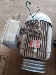Motor weg 7.5 cv monofásico 1750 rpm blindado 220/440