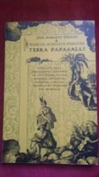 Livro Terra Papagalli Torero & Pimenta Editora Objetiva