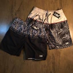 Shorts Surfavel para praia