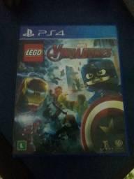 Vendo lego Marvel ps4