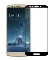 Película De Vidro 3d Para Motorola Moto E5 Plus