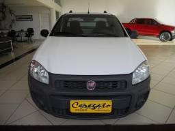 Título do anúncio: Fiat Strada HARD WORKING CS 1.4 2P