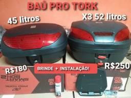 BAU PRO TORK SMART BOX X3 LANÇAMENTO BRINDE + INSTALAÇÃO GRÁTIS.