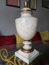 Base de abajur grande em cerâmica