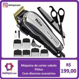 Título do anúncio: Máquina de Cortar Cabelo   Philco   Original