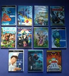 Dvd's Filmes, Animações e Músicas