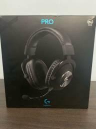 Headset Logitech G pro x Gamer