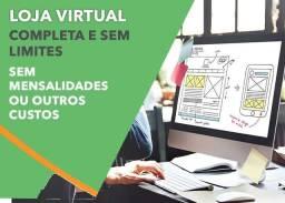 Loja virtual por R$480