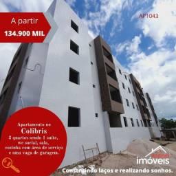 Título do anúncio: Apartamento em Colibris