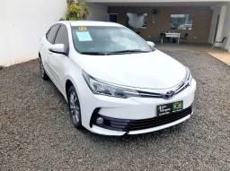 Toyota Corolla 1.8 Dual VVT-i GLi (Flex) 2018