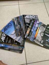 Revista Aeromagazine Da Edição 247 Até 270 + 297