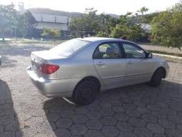 Corolla 2005 gas. único dono